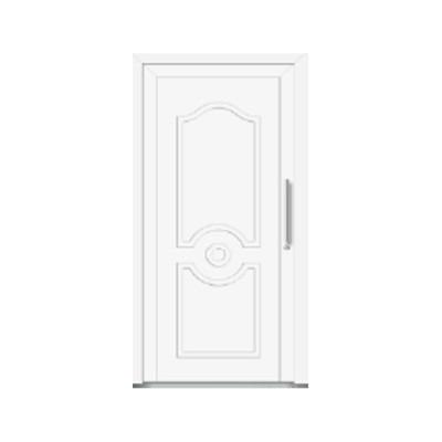 Műanyag bejárati ajtó - Dresden