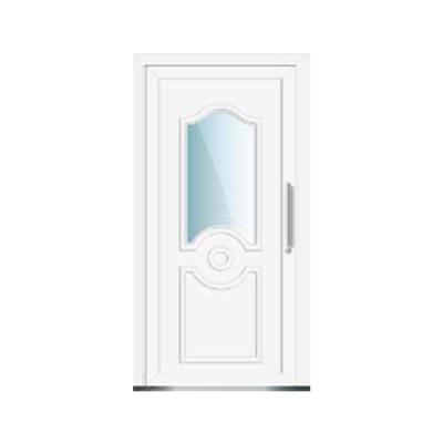 Műanyag bejárati ajtó - Dresden1
