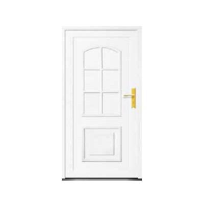 Műanyag bejárati ajtó - München