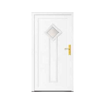 Műanyag bejárati ajtó - Hannover1