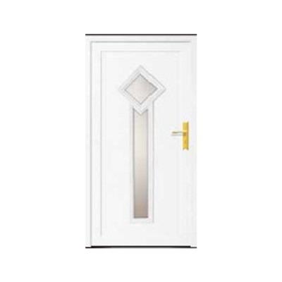 Műanyag bejárati ajtó - Hannover2