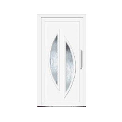 Műanyag bejárati ajtó - Ausbach2