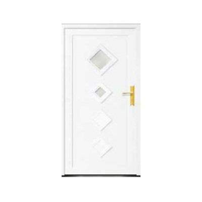 Műanyag bejárati ajtó - Bonn OP2