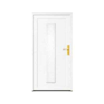 Műanyag bejárati ajtó - Ulm