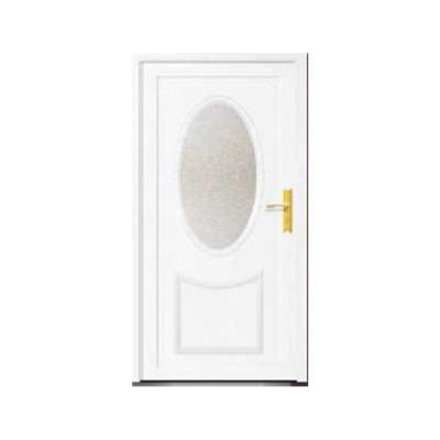 Műanyag bejárati ajtó - Lübeck1
