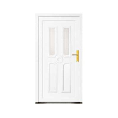 Műanyag bejárati ajtó -