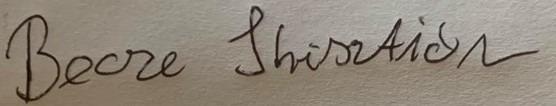 aláirás