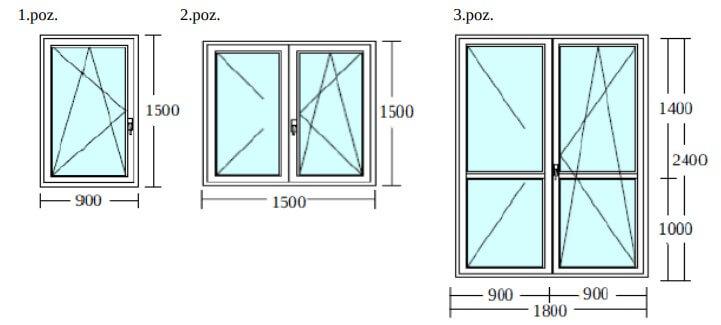 Műanyag ablak árak beépítéssel Budapest